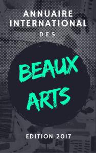 Annuaire international des Beaux Arts